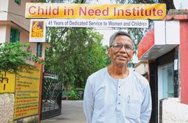 CINI's Nutrimix works as nutrition for the very poor