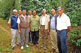 Kodagu coffee stays in the family