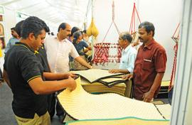 Kerala promotes coir with organic sound panel