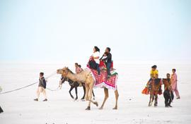 The many colours of the Rann and its Utsav