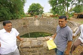 Satara puts its water systems back