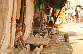Are basic property rights for slums the answer?