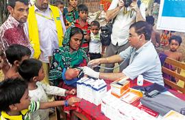 Doctors For You in Bangla Rohingya camp