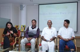 Friends of rivers find recognition in Delhi