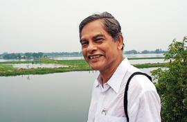Engineer-ecologist: Tribute to Dhrubajyoti Ghosh