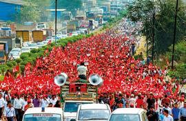 Kisan Sabha's long road to Mumbai march