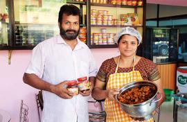 Shiji and Shaji open a jackfruit restaurant  ?