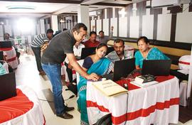 Govt school teachers get tech savvy with a little help