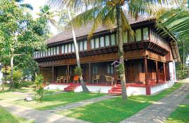 Coconut Lagoon brings back the original Kerala tharavad