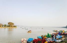 Sukhna lake is now a wetland