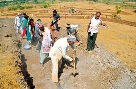 Why MGNREGA workers are chasing their wages