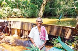 Puttur's new check dams are cheaper and more durable